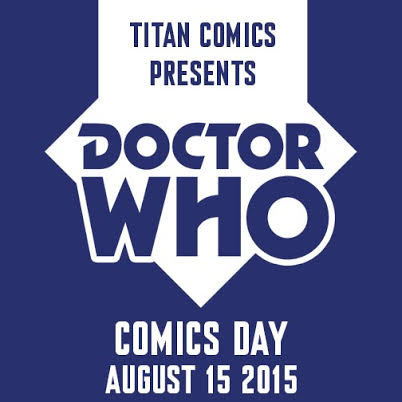 doctor who comics day 2015