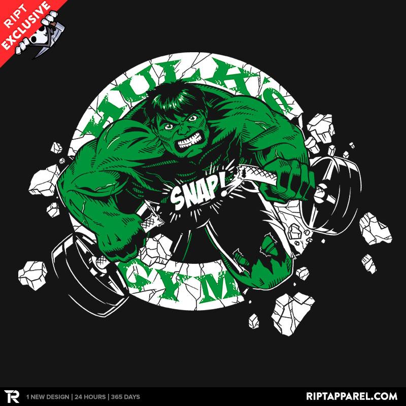 Hulk's Gym