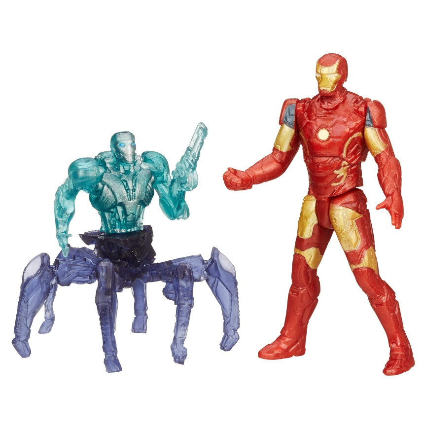 Iron Man 2-pack