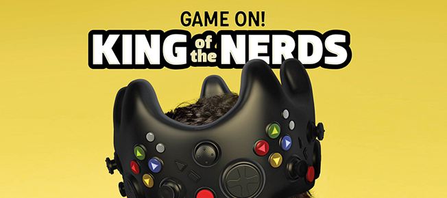 king of the nerds featured