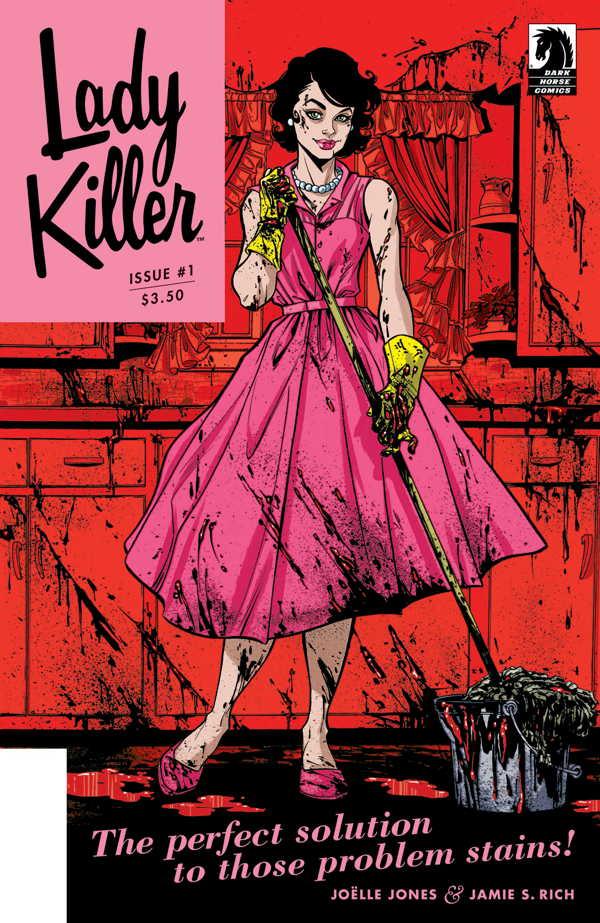 lady killer 1 2nd printing