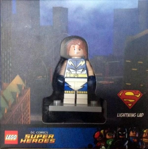 Lightning Lad Lego