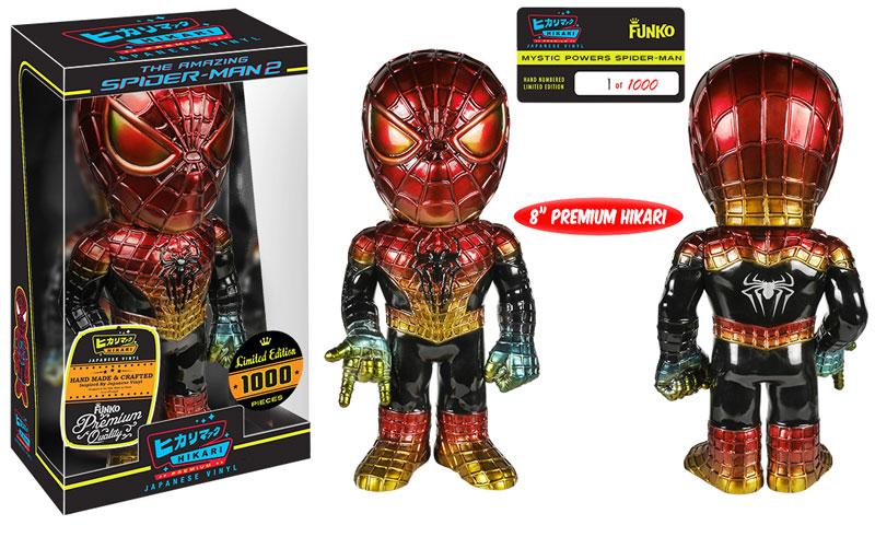 Mystic Powers Spider-Man Hikari Premium Sofubi Figure