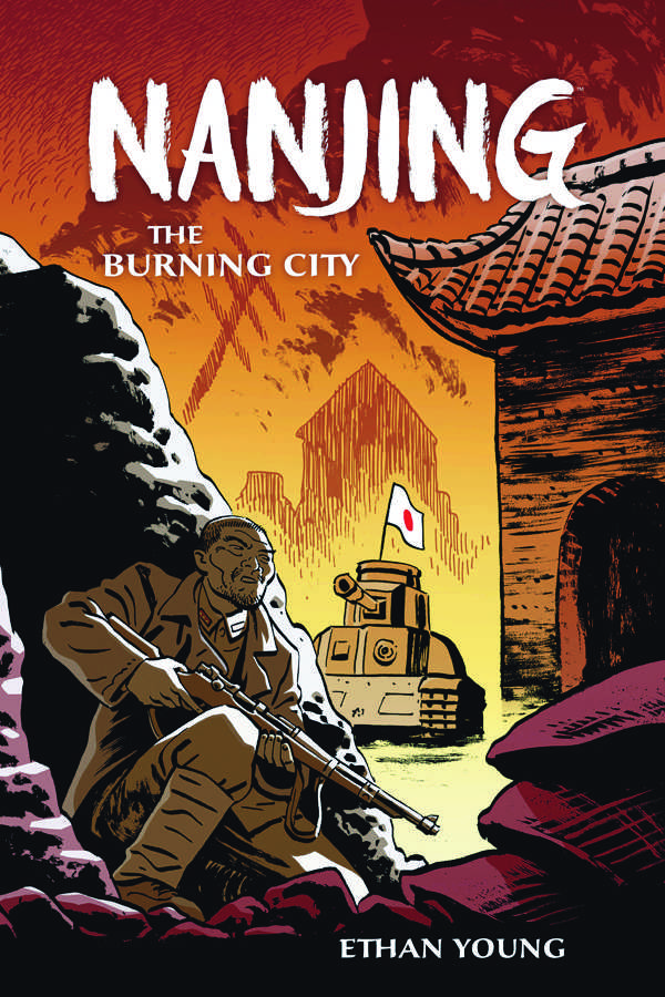 Nanjing The Burning City