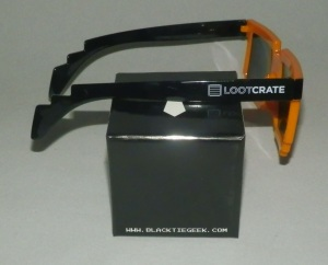 Loot Crate Logo on side