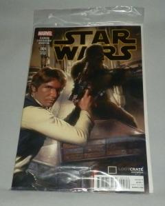 Star Wars #001 Variant