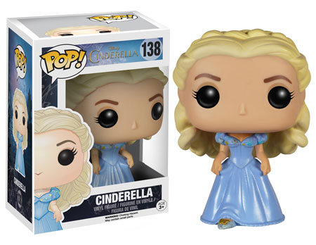 Pop! Disney Cinderella Live Action Cinderella