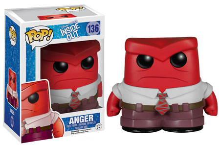 Pop! Disney Inside Out Anger