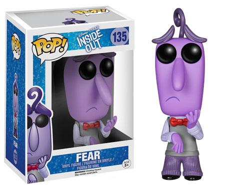 Pop! Disney Inside Out Fear