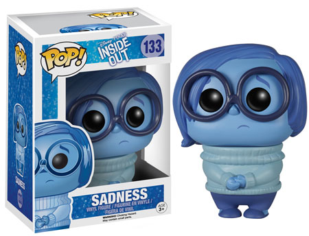 Pop! Disney Inside Out Sadness