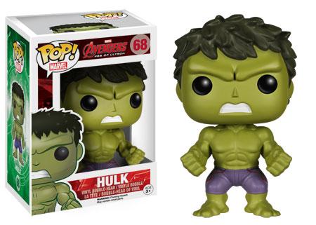 Pop! Marvel Avengers Age of Ultron Hulk
