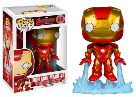 Pop! Marvel Avengers Age of Ultron Iron Man