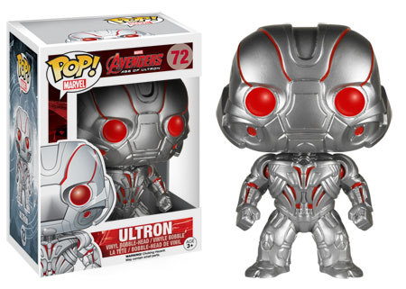 Pop! Marvel Avengers Age of Ultron Ultron