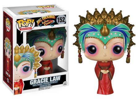 Pop! Movies Big Trouble in Little China Gracie Law