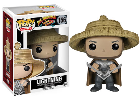 Pop! Movies Big Trouble in Little China Lightning