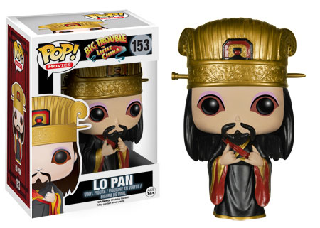 Pop! Movies Big Trouble in Little China Lo Pan