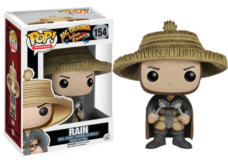 Pop! Movies Big Trouble in Little China Rain