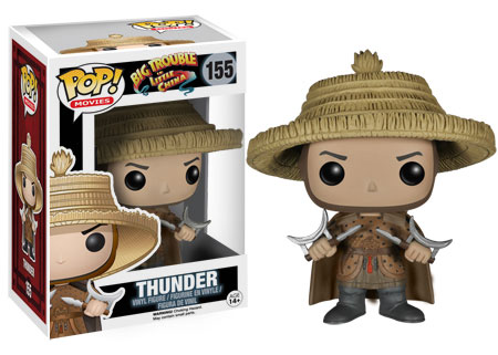 Pop! Movies Big Trouble in Little China Thunder