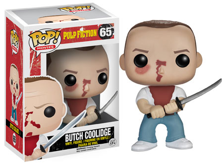 ReAction Figures Pulp Fiction Series 2 Butch Coolidge