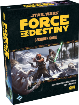 Star Wars Force and Destiny Beginner Game 1