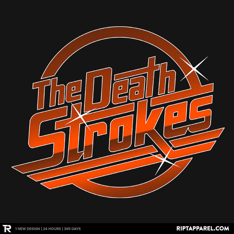 The Death-Strokes
