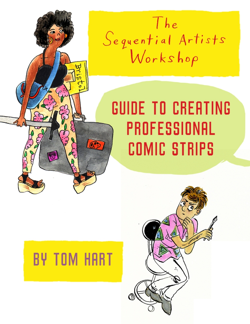 The SAW Guide to Making Professional Comic Strips