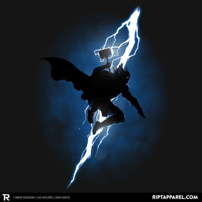The Thunder God Returns