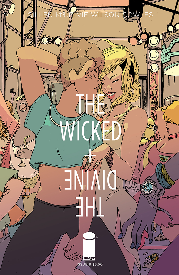 THE WICKED + THE DIVINE Brandon Graham
