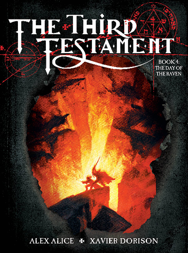 THIRD TESTAMENT VOL. 4