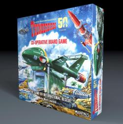 Thunderbirds Boardgame