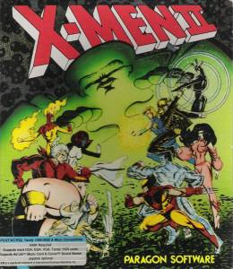 X-Men 2 - The Fall of the Mutants