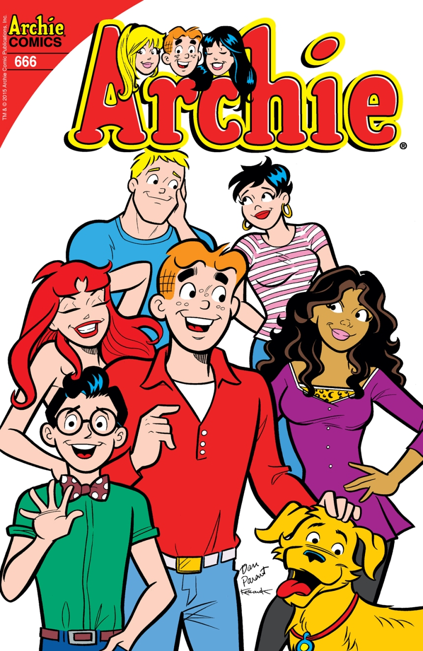 Archie #666 1