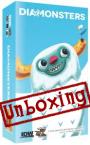 diamonsters unboxing