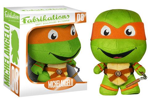 Fabrikations Teenage Mutant Ninja Turtles Michelangelo