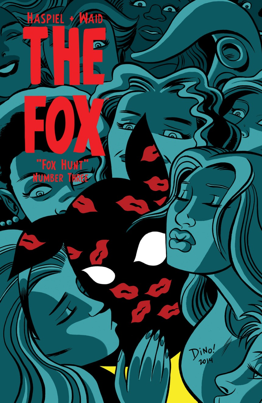 Fox#3Dino