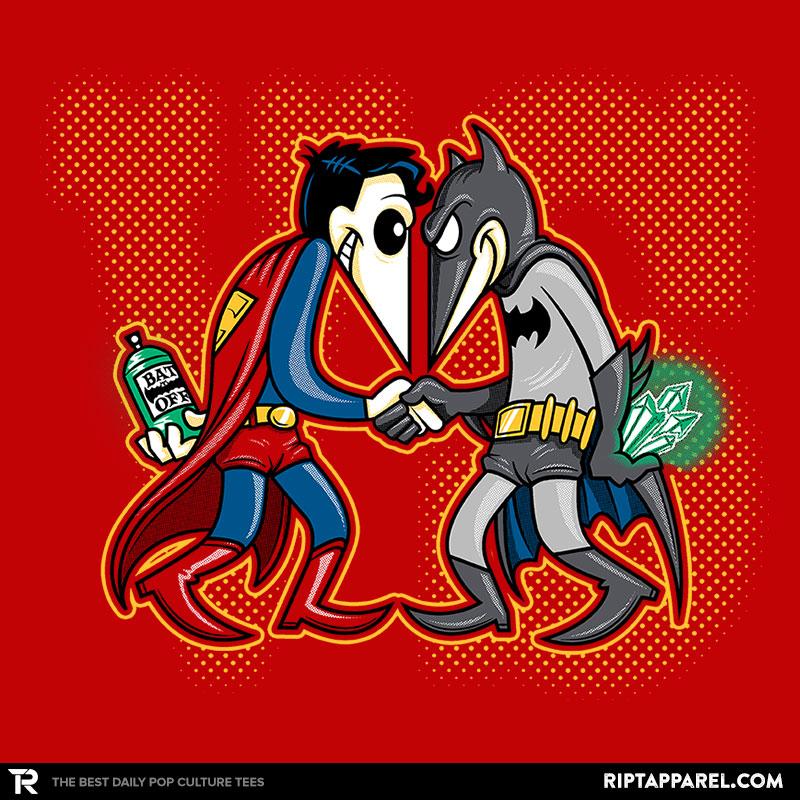 Hero VS Hero