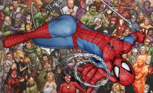john tyler christopher spider-man