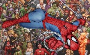 john tyler christopher spider-man