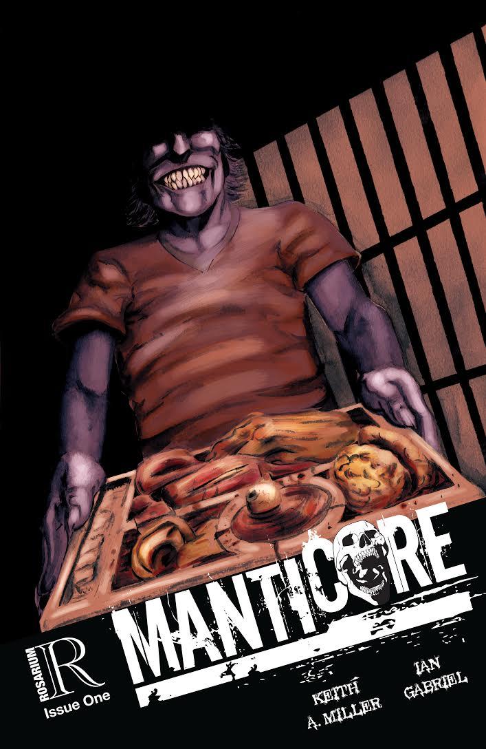 Manticore #1 Cover