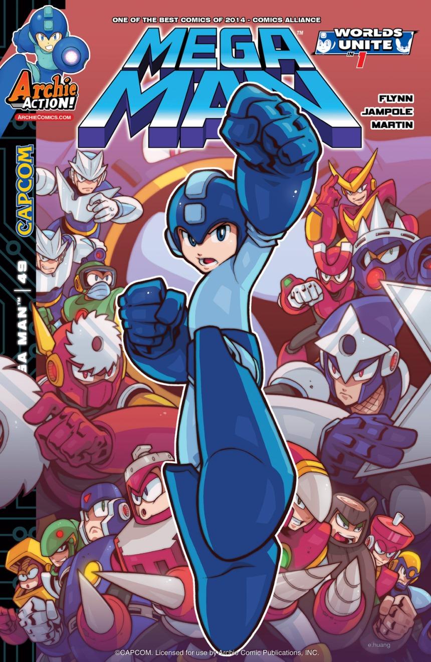 Megaman#49