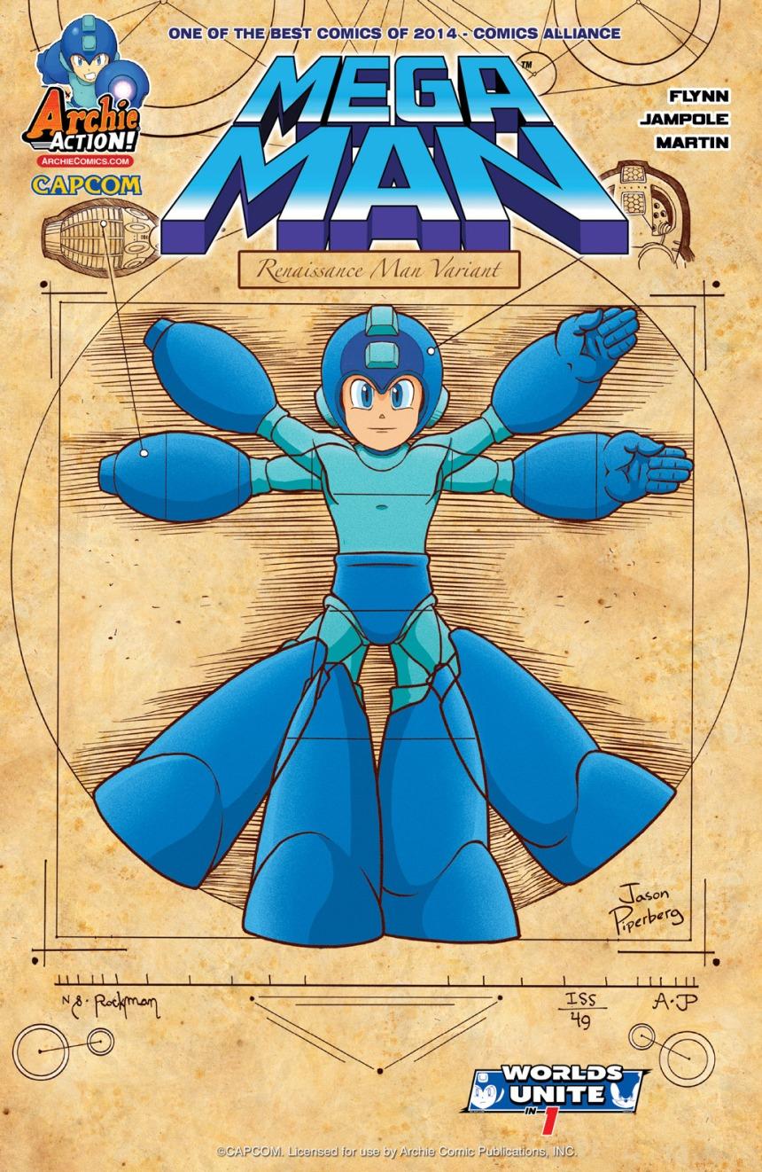 Megaman#49var