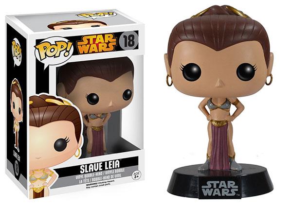 Pop! Star Wars Vaulted Slave Leia