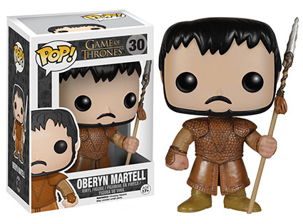 Pop! Television Game of Thrones Series 5 Oberyn Martell