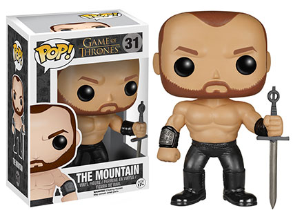 Pop! Television Game of Thrones Series 5 The Mountain