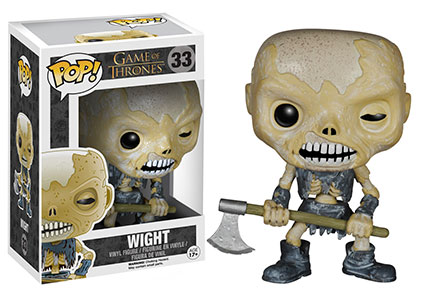 Pop! Television Game of Thrones Series 5 Wight