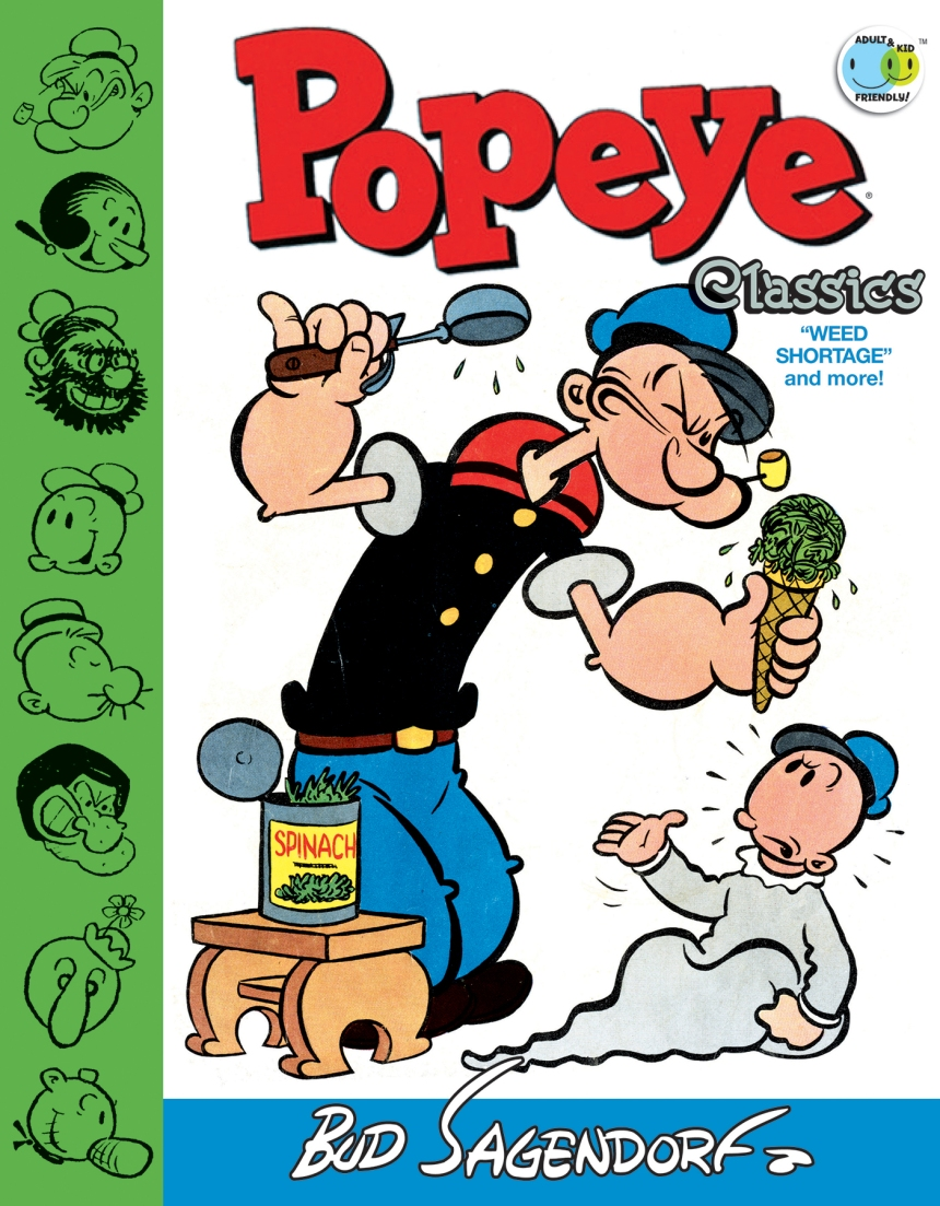 Popeye_CL_Vol_6_HC