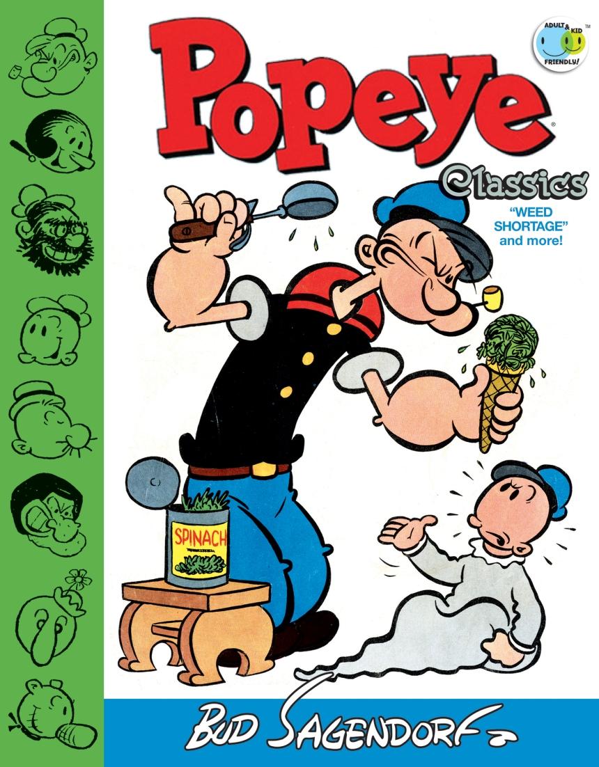 Popeye_CL_Vol_6_HC