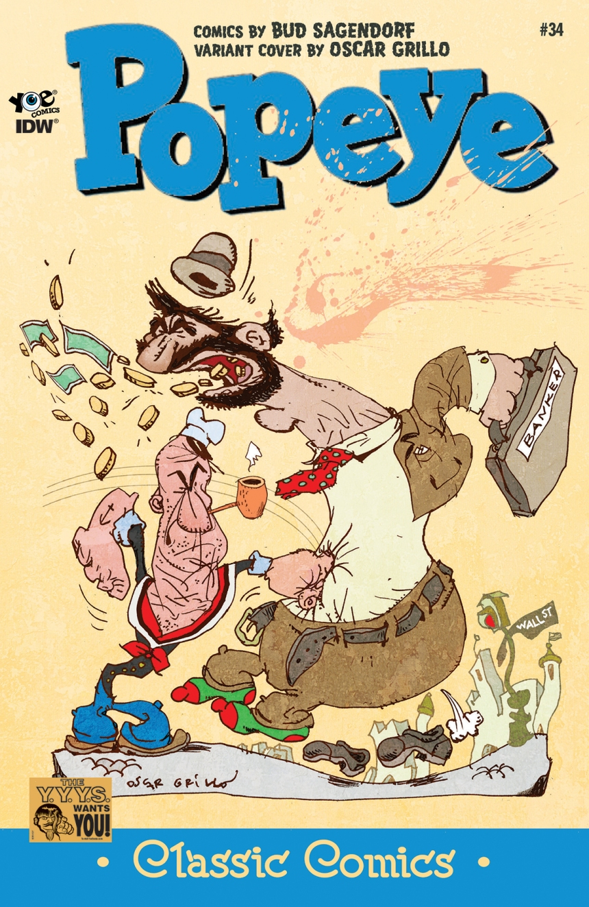Popeye_Classic_34 Variant GRILLO