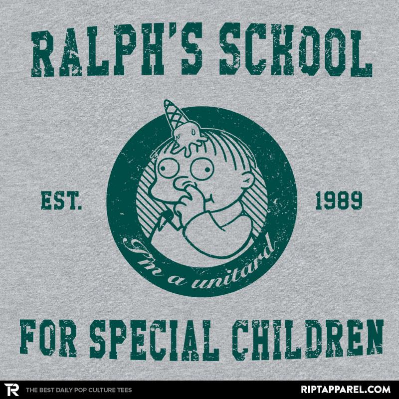 Ralph's School for Special Children