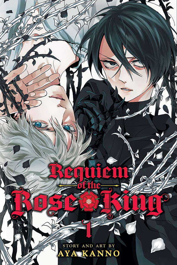 Dark Fantasy Manga Series Requiem of the Rose King Debuts in March from Viz